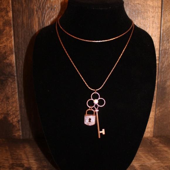 Charlies lock and key